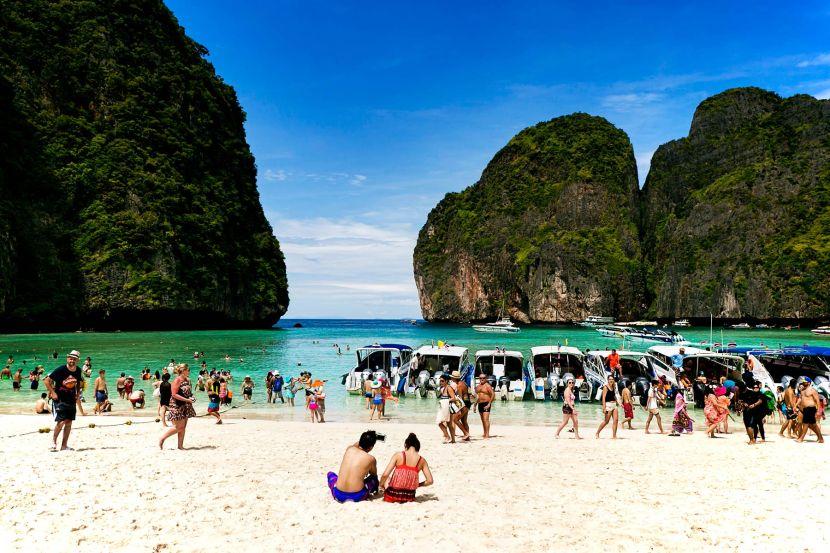 Thailand closes 'The Beach' from Leonardo DiCaprio movie due toover-tourism